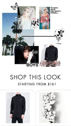 """Girls and boys"" by laderriagilyard9 ❤ liked on Polyvore featuring Billionaire Boys Club and Élitis"