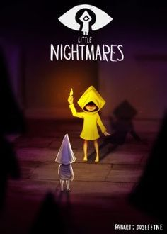 Little Nightmares - Six Fanart by Midori-no-Usagi