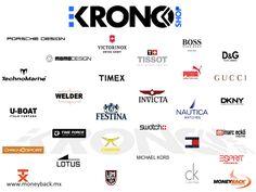 Kronoshop es una moderna cadena de tiendas especializada en relojes de pulso de las mejores marcas, diseño de moda, vanguardia y tecnología. Puedes encontrar sus tiendas en los centros comerciales Perisur, Plaza Satélite y Antara. Moneyback te otorga un reembolso de impuestos para turistas extranjeros por tus compras en Kronoshop! #Kronos