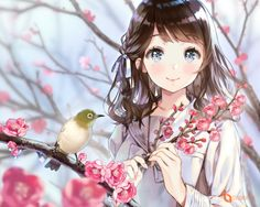 e-shuushuu kawaii and moe anime image board Kawaii Anime Girl, Art Kawaii, Anime Girl Cute, Beautiful Anime Girl, Anime Art Girl, Anime Girls, Art Manga, Chica Anime Manga, Manga Drawing