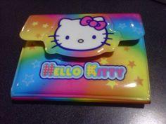 Hello Kitty Wallet w/rainbow