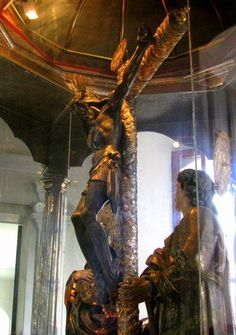 Shrine of the 'Cristo Negro - Black Christ'