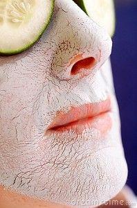 DIY Spa Recipes:  Basic Honey Face Mask,  Honey Yogurt Face Scrub,  Clay and Egg Firming Face Mask... And more!