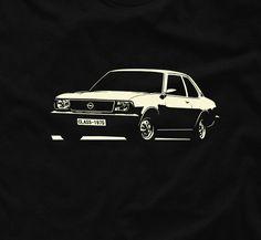 Opel Ascona t-shirt