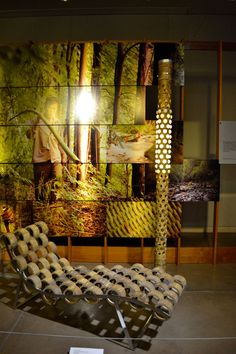 Design for a Living World: An Exhibit in Sustainable Materials | Apartment Therapy
