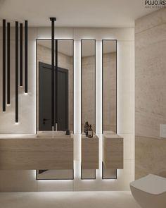 Small Bathroom Interior, Tiny House Bathroom, Modern Bathroom, Hotel Bathroom Design, Wc Design, Design Apartment, Bathroom Design Inspiration, Best Bathroom Designs, Home Room Design