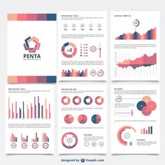 Free Download: Exclusive Infographic Pack From Freepik
