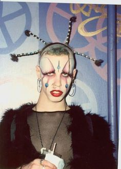 Photographers Who Captured the Ecstasy and Abandon of Rave Culture - Artsy Acid House, Michael Alig, Blitz Kids, Berghain, New Romantics, Club Kids, Monster Party, Party Monsters, Punk Goth