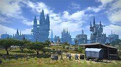 Square-Enix's Final Fantasy XIV is, in many ways, your traditional MMORPG. However, the rich story, compelling characters, and excellent localization make this game a fantastic read as well!