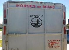 Horse Decals Horse Stickers Graphics For Horse Trailers Some - Decals for trucks customizedhorse decals horse stickersgraphics for horse trailers