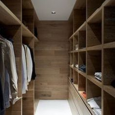 contemporary closet by Robson Rak Architects Pty Ltd