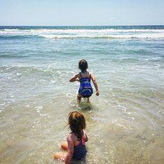 #rejuvenate #rejoice #reborn #healing #salt #water #heaven on #earth #ocean #waves #play #neponsit #rockaway #nyc #mygirls #sisters #daughters #fun #childhood #motherhood #moment #live #love #life #mylife