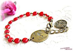 Scorpio Sign, Scorpio Zodiac, Alex Ani, Red Coral, Adjustable Bracelet, Organza Bags, Stone Bracelet, Bracelet Making, Gemstone Jewelry