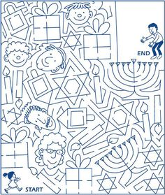 Hanukkah Activities for Preschoolers | Quite a Crowd by Beth L. Blair and Jennifer A. Ericsson with Rabbi ...