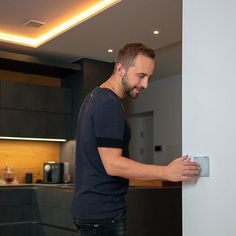 Today we've got something special for you! Austrian DJ extraordinaire @rene_rodrigezz recently outfitted his flat with Loxone. Thanks to our smart automation technology he can relax in his flat the second he steps through the door - an important feature for a traveling artist. 😉 #loxone#createautomation#smarthome#loxonetouch#commercial#automation#homeinspo#lightinginspo #renerodrigezz #dj #producer Something Special, Smart Home, Dj, Two By Two, Commercial, Traveling, Relax, Technology, Artist