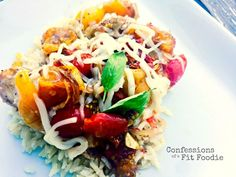 21 Day Fix Approved Crock Pot Caprese Chicken