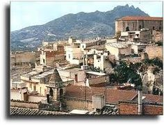 Burgio, Sicily...where my family is from.