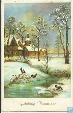 Gelukkig Nieuwjaar - 1961, Netherlands