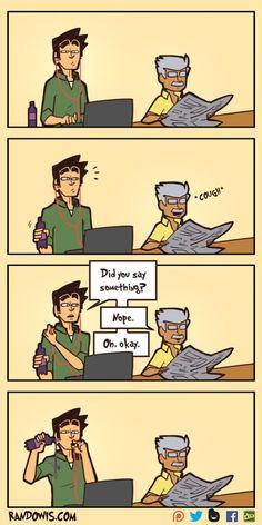 32 random randowis comics to make you laugh - so start laughin' Stupid Funny, Funny Cute, Funny Texts, Funny Jokes, Funny Stuff, Randowis Comics, Funny Comic Strips, Mini Comic, Short Comics