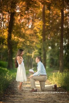 My Fairytale Engagement Photo by KCC Photography! <3