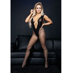 Get the look with sophisticated fishnet tights, and create a sensational look for a daring daytime twist, or an edgy evening look, with our own brand EL nets. Looking amazing at our recent shoot by featuring modelling 😍 Black Fishnets, Black Tights, Sheer Lingerie, Women Lingerie, Fishnet Tights, Every Girl, Get The Look, Hosiery, Beachwear