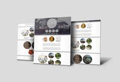 responsive web design for architectural studio