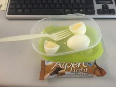 Afternoon snack in work