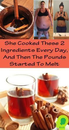 She Cooked These 2 Ingredients Every Day, And Then the Pounds Started to Melt