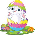Illustration of Easter Bunny painting eggs coloring page vector art, clipart and stock vectors. Easter Bunny Pictures, Cute Easter Bunny, Happy Easter, Easter Bunny Colouring, Bunny Coloring Pages, Bunny Jump, Bunny Rabbit, Windows Color, Easter Games For Kids