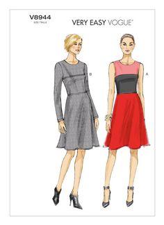 V8944 | Vogue Patterns | Sewing Patterns