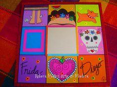 Espejo Frida Kahlo   Flickr - Photo Sharing!