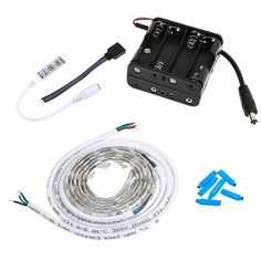 Sex girl google search complete led strip kits pinterest rgb battery powered led light strips kit multicolor 2 portable led light strips aloadofball Image collections