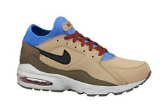 #Nike Air Max 93 Bamboo/Black/Team Red/Violet Force #sneakers