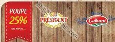 Acumulação com vales MINIPREÇO de 26 maio a 1 junho - Président & Galbani - http://parapoupar.com/acumulacao-com-vales-minipreco-de-26-maio-a-1-junho-president-galbani/