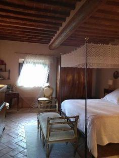 Il Borgo di Castelvecchio rustic accommodations. http://www.facebook.com/celebratetravelinc