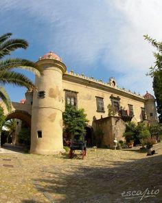 Schlosshotel Castello di San Marco Charming Hotel & Spa. Sizilien. Italien