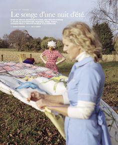 M Le Monde Magazine by Hill & Aubrey | Lock Studios