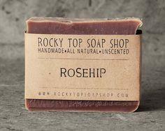 Rosehip Soap
