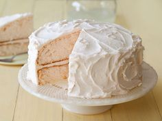 Get this all-star, easy-to-follow Pink Lemonade Layer Cake recipe from Paula Deen
