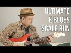 Ultimate E Blues Scale Run - Marty Schwartz Blues Guitar Lesson Blues Guitar Lessons, Guitar Lessons For Beginners, Guitar Songs, Guitar Chords, Guitar Tabs, Guitar Strumming, Guitar Riffs, Guitar Room, 12 String Acoustic Guitar