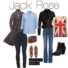 """""""Jack and Rose"""" by victorialives on Polyvore"""