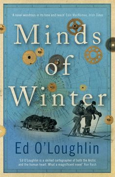 Minds of Winter by Ed O'Loughlin book cover