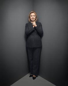 Hillary Clinton    - Harper's BAZAAR