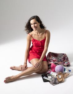Show and Tell: Inside Natalia Alonso's Dance Bag - Pointe Magazine Dove Deodorant, My Gym, Ballet Photography, Body Mist, Dance Moms, Show And Tell, Mini Skirts, Stability Ball, Barre