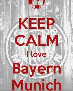 FC Bayern love...