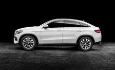 Mercedes SUV 2016 Mercedes-Benz GLE-Class 2