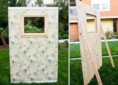 mur-bois-photo-mariage-avec-cadre