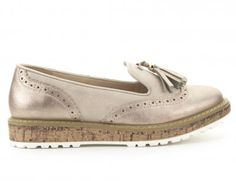 Mocasín metal DI-FONTANA Outlet, Sperrys, Boat Shoes, Sneakers, Ideas, Fashion, Home, Boat Shoe, Mom Presents