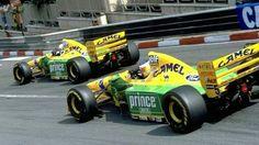 Benetton Ford