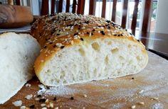 Turkish Pide Bread - The Orgasmic Chef